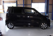 SUZUKI  WAGON R  STINGRAY  MH23S