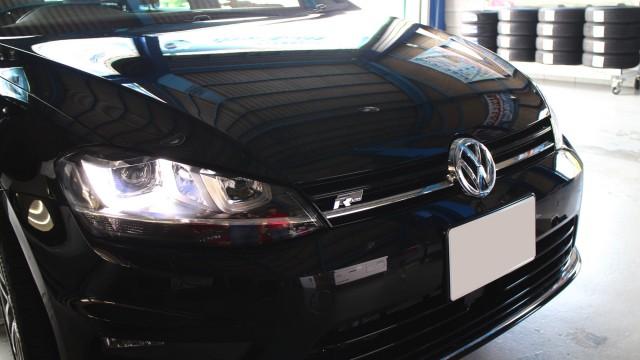 VW GOLF7 デイライトコーディング